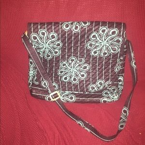 African Fabric Laptop Bag